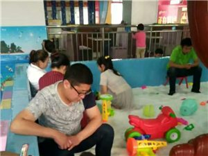 来凤儿童乐园转让,480平方,集儿童游泳,玩乐于一体,各种设备齐全,有稳定的客源,现有会员300多名...