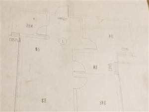 明月新城2室2厅1卫50万元