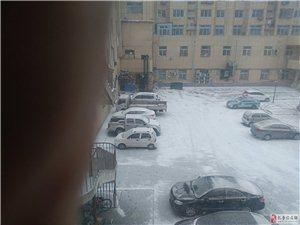 �北下雪了