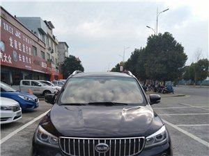 斯威X7手动豪华版大七座SUV