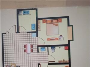 凤林家园2室2厅1卫毛胚房