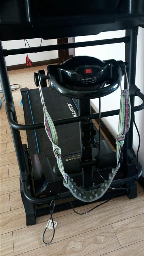 跑步机,成色新,功能全,1500元