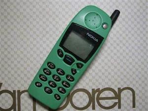 诺基亚5110手机,八成新,可以看货