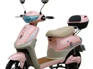 本人新购一辆小型女士电动车,由于本人技术不好,不敢骑行,愿低价转让。车子才到手一两天,发票和电动车合...