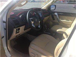 丰田普拉多(国外引进)2014款2.7L主动华美版