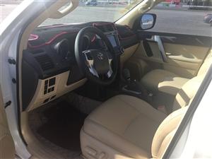 丰田普拉多(进口)2014款2.7L自动豪华版