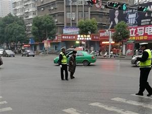 鄂州好警察