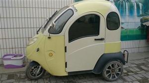"""出售""""凯一路""""牌全封电动三轮车,议价电话:13636775504。无碰擦。"""