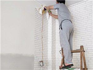 专业贴墙纸
