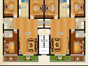 西河  3室1厅2卫 1储藏室 16万元