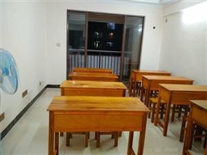 培训机构出售八成新双人桌子20张,全新风扇3台,墙上白板3台,九成新佳能打印机一台,价格优惠,有意者...