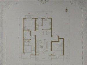 恒大京南半岛3室2厅2卫140万元