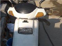 处理自用摩托车5百元要的开走广饶码头15154632095