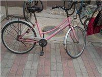 健牌自行车如图,足实好骑,闲置转让240元,雁翎公园自提