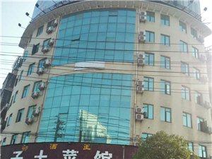 汉川市城隍镇正转盘红绿灯十字路口经营中酒店出售