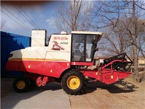 转让雷沃G60小麦收割机
