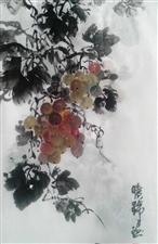 国画花鸟画出售,纯手工绘画。