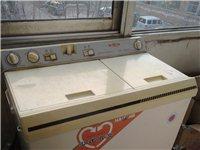 闲置海棠洗衣机一台,功能正常。欲捐。寻贫困需要者。