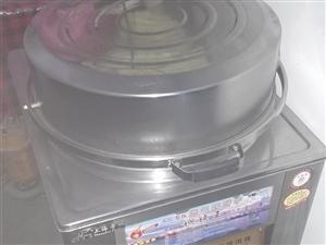适用于水煎包.酱饼.葱花饼及各种饼类的制作.燃气烘焙.使用仅两三月.九成新.