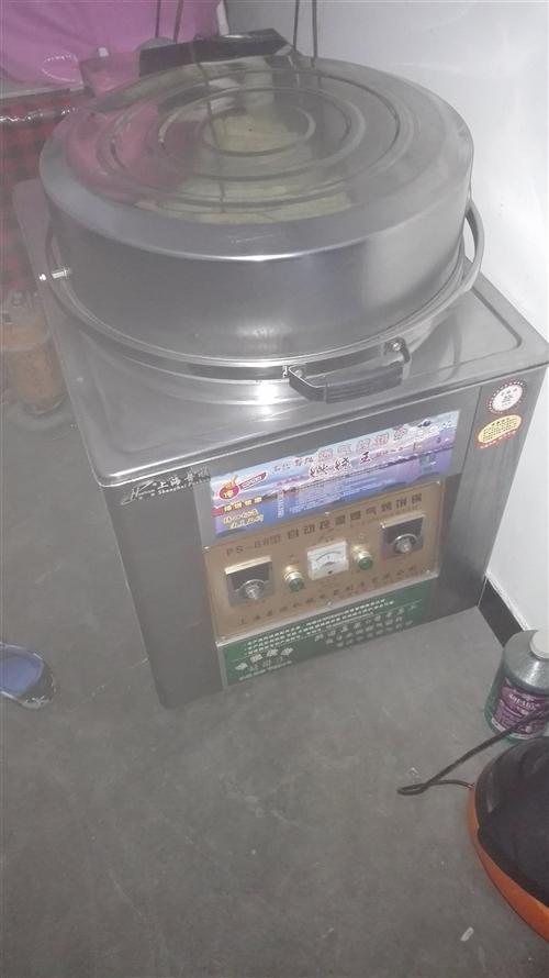 適用于水煎包.醬餅.蔥花餅及各種餅類的制作.燃氣烘焙.使用僅兩三月.九成新.