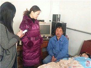 花季少女,幼年丧母,今患病不能行动,望好心人帮助。