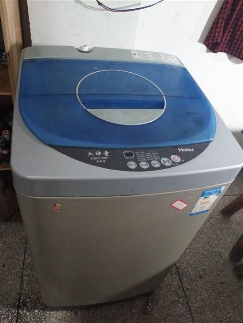 诚心转让七成洗衣机??因本人乔迁新房购买了新的洗衣机??需转让陪伴我多年的小帮手??