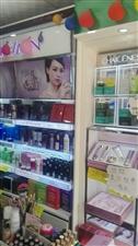 品牌化妆品展示柜套装