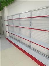 超市货架,高1.8.宽90公分,有15个,有意者请联系15823411161.非诚勿扰