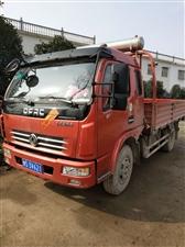 东风多利卡3.8米蓝牌货车