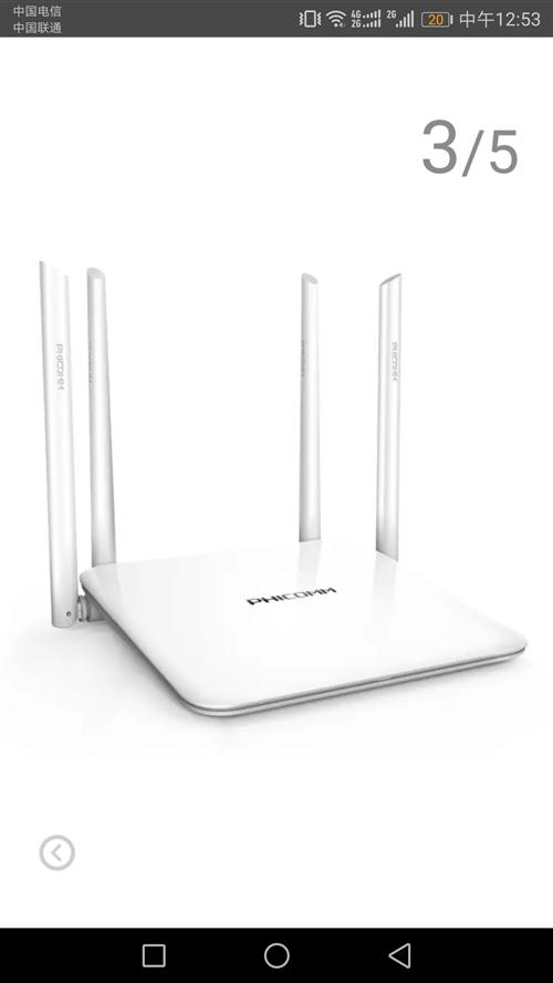 全新K2路由器,千兆路由,支持5G和2.4G信号,我手上有100台左右,80台自取V18689464...