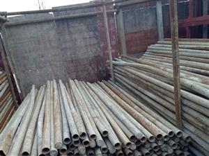 本人有一批建筑材料出售(钢管有6米、3米、2.8米1.5米,扣件、顶托、螺杆、步步紧)有意者请联系1...