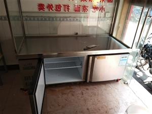 案桌式餐馆专用冰箱