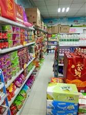低价出售二手超市货架。
