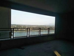 江语长滩阅府,实得160平米,四室、有证清水+车库