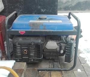 汽油发电机,5000瓦