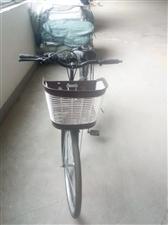 自行车9.9成新刚买了没骑,在如东开发区