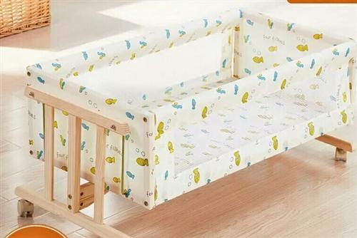 婴儿床,买的时候90,没有用,现40元处理