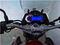 二手摩托出售:宗申赛科龙RX1,200发动机,行驶不到2000公里,