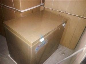 低价出售全新冰柜,有需要者联系,绝对超值!!!