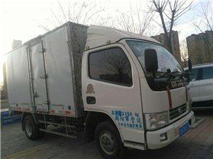 小箱货车东风