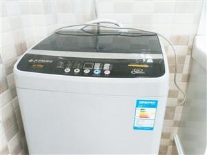 美的冰箱,美菱洗衣机可以分开卖,9.5成新,刚买半个多月,由于家中有事出售非诚勿扰