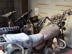 出售一台天马125摩托车,手续完全,故意者看车议价