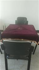 全自动麻将机,超静音,液晶显示器,九成新带椅子