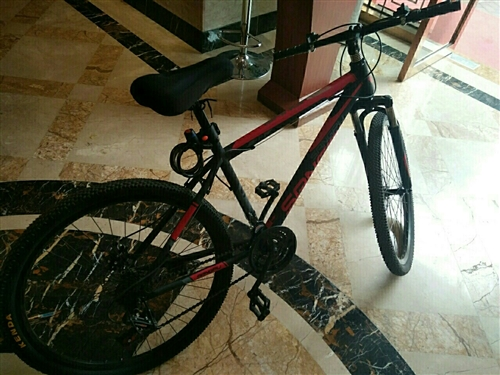 本人出售山地自行车,普通品牌21速,26寸轮胎,刚买不到俩周,因个人原因出售,有意的可以联系我。...