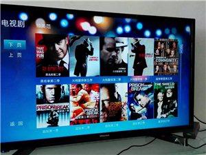 创维47寸液晶电视,九成新