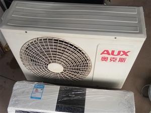 奥克斯1.5P变频空调,8成新!