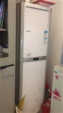 因店面搬迁升级,现有格力节能空调(柜机)对外转让,质量好。
