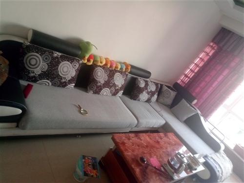 掌上明珠沙發,長3,6米,孩子結婚,換個新款