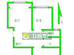 百合苑2室1厅1卫40万元