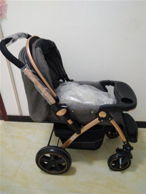 出售全新婴儿小推车一辆,实体店买的 380现一口价 350不议价非诚勿扰有意者加微信 xiaojin...
